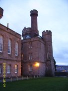 Inverness Castle from N