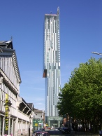 Beetham Tower (Liverpool Road)