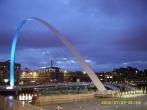 Gateshead Millennium Bridge (Baltic Square)