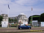 National Museum Cardiff & Gorsedd Gardens (Boulevard de Nantes)
