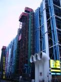 Centre Pompidou (Rue du Renard)